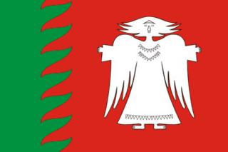 Флаг Эльбарусовского сельского поселения