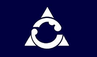 Gobō, Wakayama - Image: Flag of Gobo Wakayama