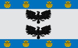 La Reina - Image: Flag of La Reina