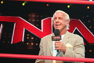 Triple Crown (professional wrestling) - Ric Flair – the first WCW Triple Crown winner (also a WWE Triple Crown winner)