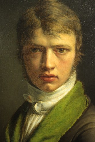 Fleury François Richard - Fleury–Richard (self portrait in youth)