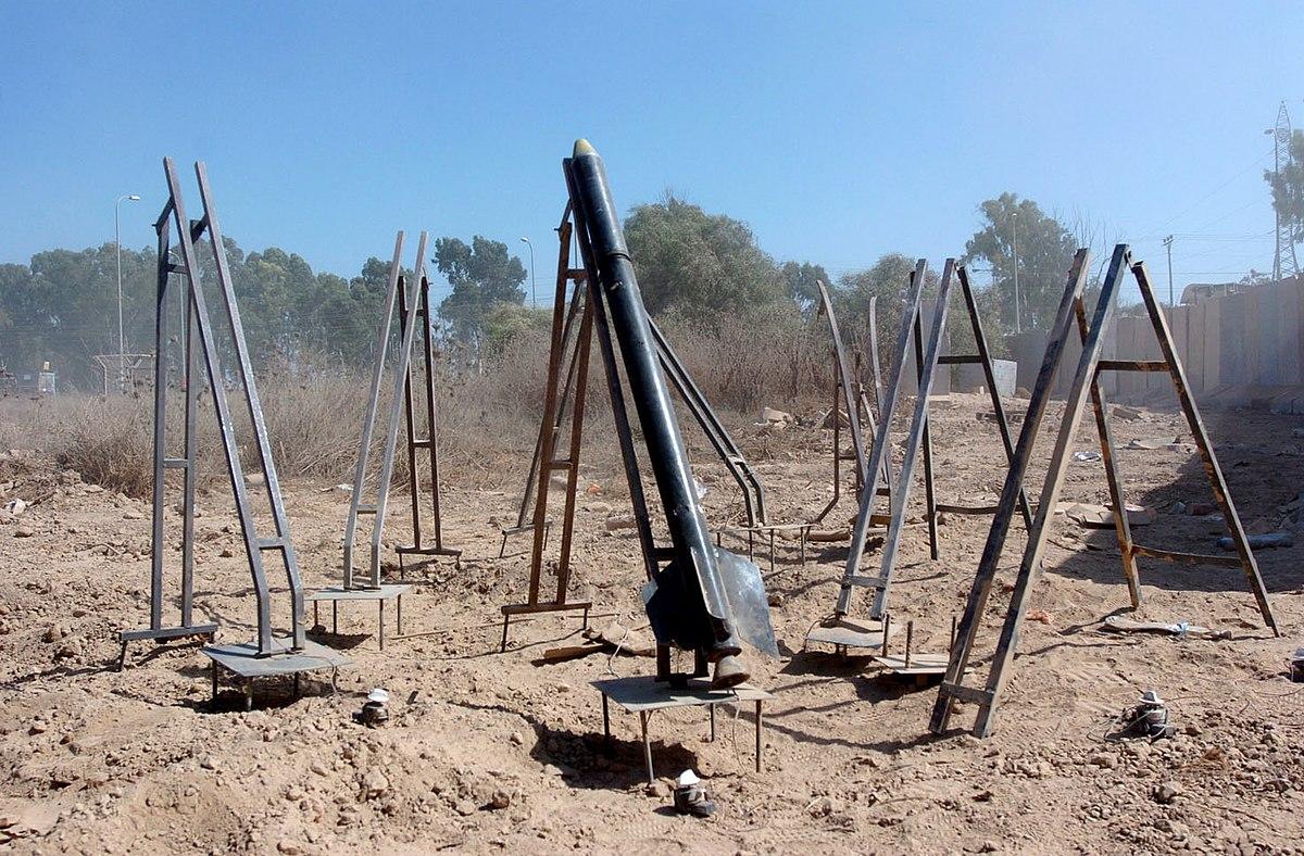Qassam rocket - Wikipedia