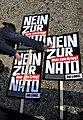 Flickr - NewsPhoto! - NATO protest Strasbourg 4-4-09 (21).jpg