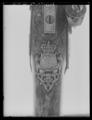 Flintlåspistol, Ch. Doucin, Paris ca 1696 - Livrustkammaren - 79641.tif