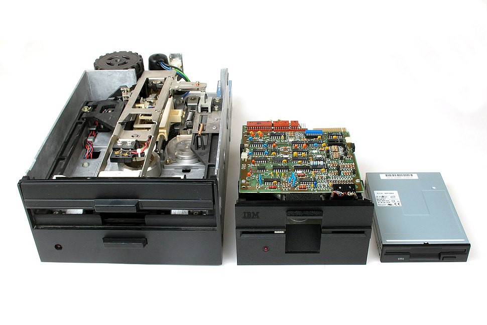 Floppy Disk Drives 8 5 3