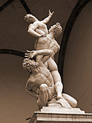 Florence Rape of the Sabine Women 1.jpg