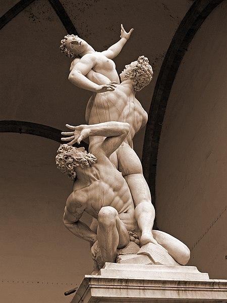 File:Florence Rape of the Sabine Women 1.jpg