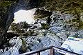 Flowerpot Island - sea cave.JPG