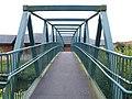 Footbridge at Dunnes, Omagh - geograph.org.uk - 541377.jpg
