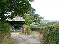 Footpath leading to The Teign - geograph.org.uk - 871292.jpg