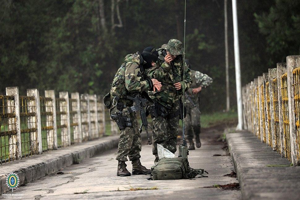 Forças especiais, Comandos (26108554503)