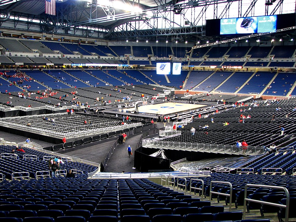 FordField-2008NCAAtournament-MidwestRegional