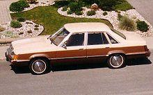 Ford ltd wikipdia ford ltd 1984 fox sciox Choice Image