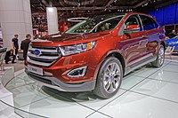 Ford Edge - Mondial de l'Automobile de Paris 2014 - 014.jpg