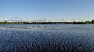 Ford Lake (Michigan)