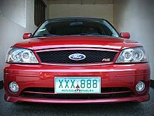 Ford laser wikipedia on ford lynx wiring diagram Ford Truck Electrical Diagrams N64 Wiring Diagram