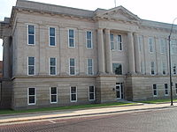 Ford county kansas courthouse 2000