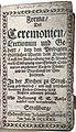 Forma der Ceremonien Lectionum und Gebett-Strassburg-1672.jpg