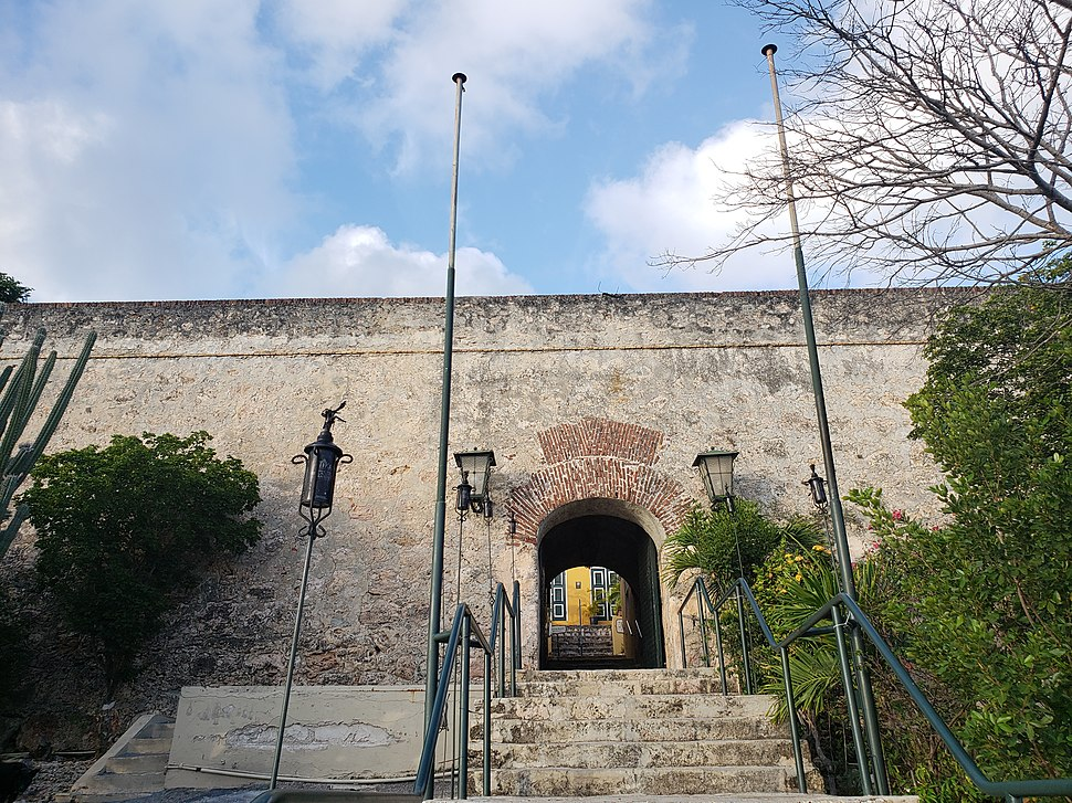 Fort Nassau, Curacao