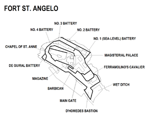 Fort St. Angelo map.png