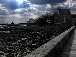 Saint-Vaast-la-Hougue - Fort de La Hougue