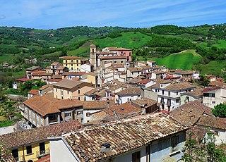 Fossalto Comune in Molise, Italy