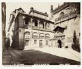 Fotografi av Granada. Exterior de la Capilla Real - Hallwylska museet - 104825.tif