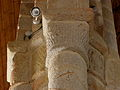 Fouesnant (29) Église Saint-Pierre Saint-Paul Chapiteaux 35.JPG