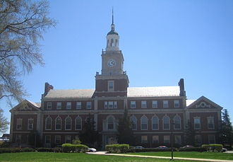 Historically black colleges and universities - Howard University, an HBCU founded in 1867.