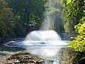 Fountain in botanical garden - panoramio.jpg
