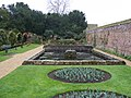 Fountains in Walled Garden Audley End - geograph.org.uk - 1248579.jpg