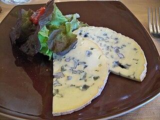 Fourme dAmbert French cheese