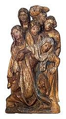 Skupina pod křížem z Chebu
