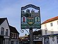 Framlingham Town Sign - geograph.org.uk - 1086540.jpg