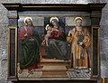 Francesco d'avanzarano detto il fantastico, madonna col bambino e santi, 1510 ca. 02.jpg