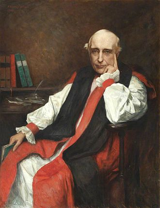 Bishop of Liverpool - Image: Francis Chavasse by JB Gibbs