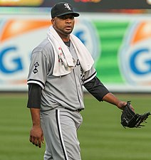 Francisco Liriano with the Chicago White Sox in 2012