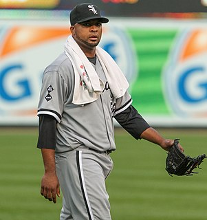 Francisco Liriano Dominican baseball pitcher