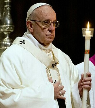 Francis (given name) - Pope Francis of the Roman Catholic Church