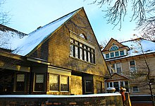 John Lloyd Wright Was Born And Raised In The Frank Home Studio Oak Park Illinois