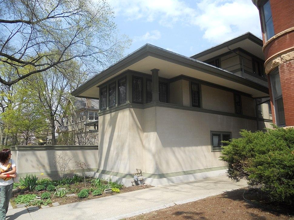 Frank W. Thomas House (1901), 210 Forest Avenue, Oak Park, IL