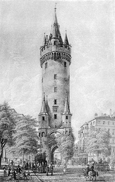 File:Frankfurt Am Main-Peter Becker-BAAF-037-Der Eschenheimer Thurm-1878.jpg