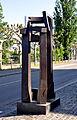 Frankfurt Museum Giersch Skulptur Schaumainkai 2.jpg
