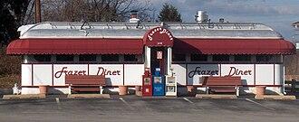 Frazer, Pennsylvania - Frazer Diner