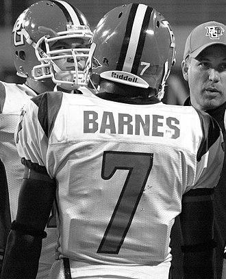 Freddie Barnes - Barnes in 2009