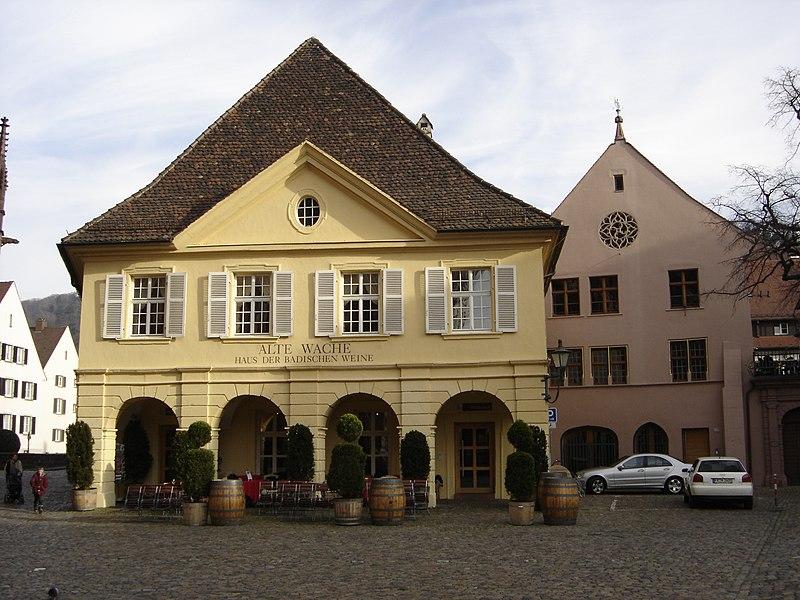 File:Freiburg - Alte Wache.jpg