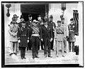 French Ambassadors, Paul Claudel at W.H., 3-28-27 LCCN2016842715.jpg