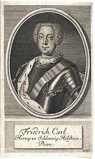 Frederick Charles, Duke of Schleswig-Holstein-Sonderburg-Plön