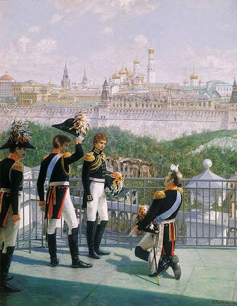 File:Friedrich Wilhelm III kneeling.jpg