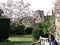 Friends' Meeting House garden, Warwick - geograph.org.uk - 1241404.jpg